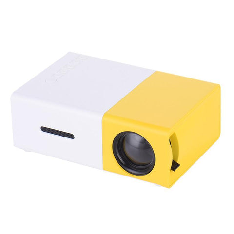 LCD Portable Mini HD Projector