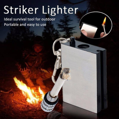 Weather-Proof Fire Starter