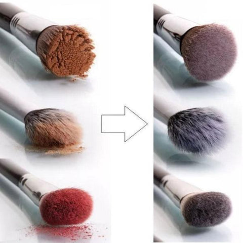 SPINNING MAKEUP BRUSH CLEANER