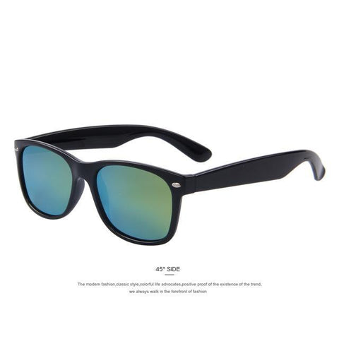 Sunglasses - Classic Men Retro Rivet Shades Sunglasses