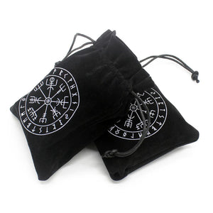 13x18cm Tarot Bag Tarot Cards Storage Bag Flannel Table Deck Board Games Cards Pouch Card Holder Container Game Entertainment