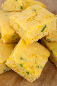 Spooned Corn Bread - 12 Servings