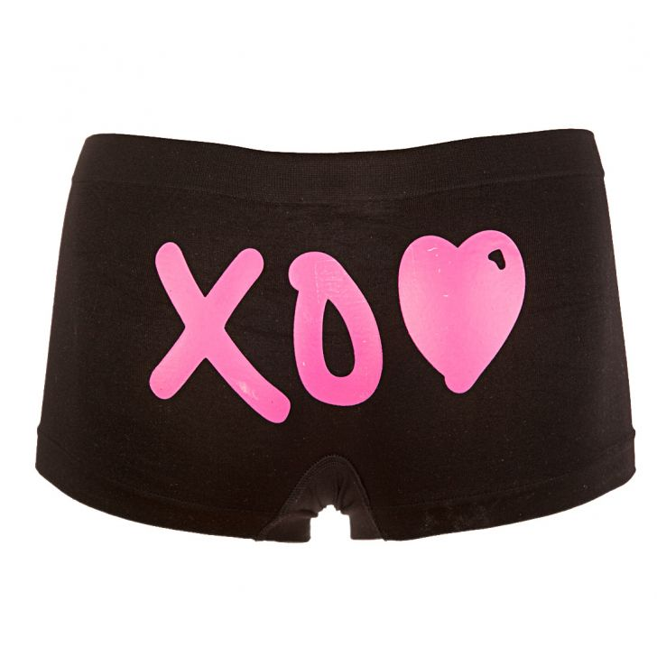 Body short corazones