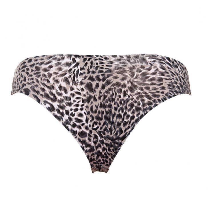 Vedetina animal print (gris)