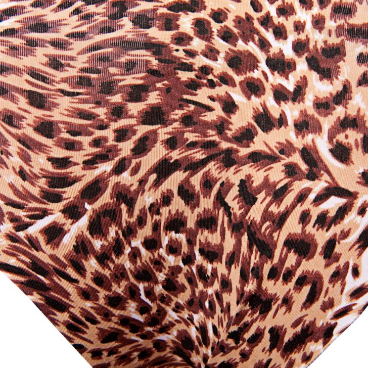 Vedetina animal print (Marron)