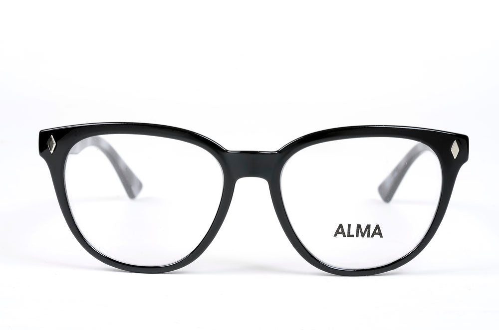 Alma Black Grey