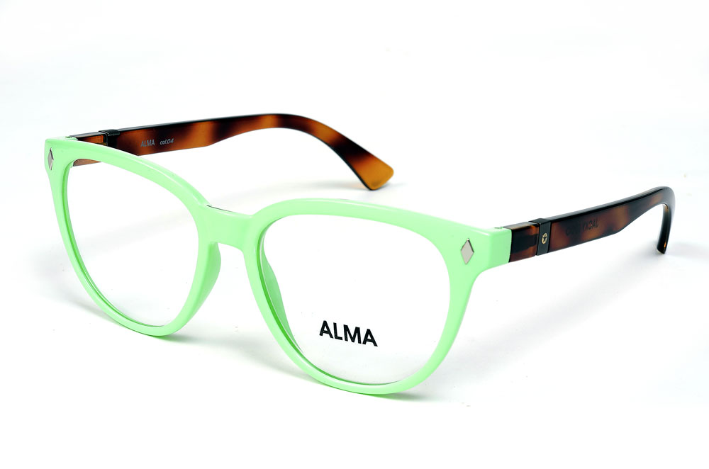 Alma green brown