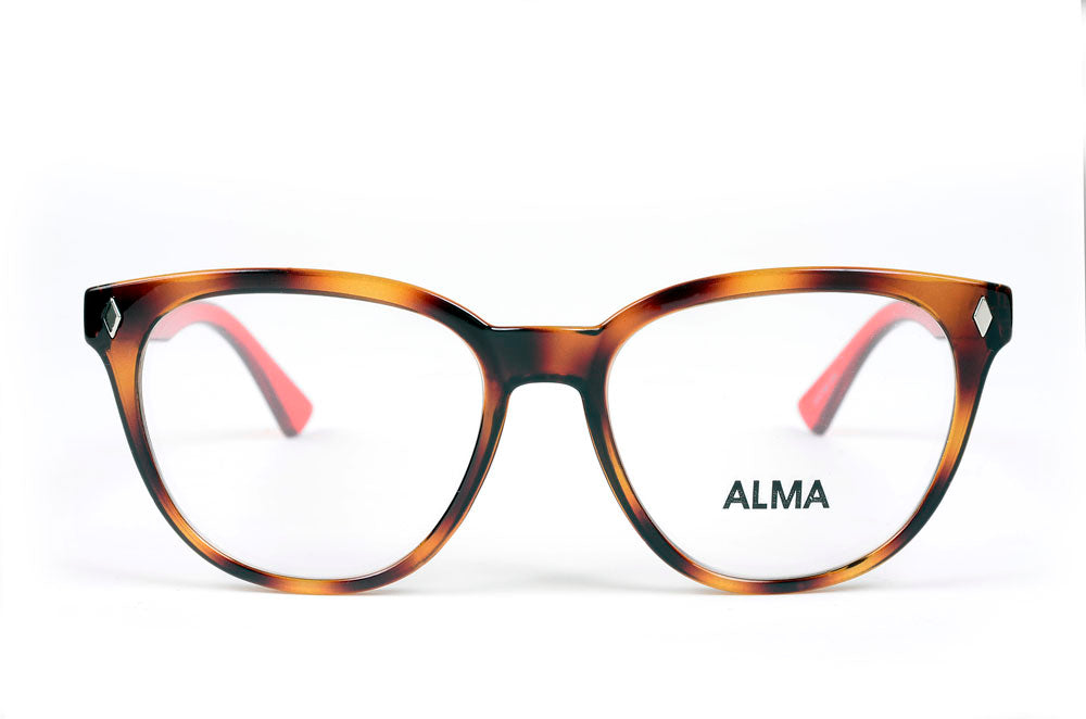 Alma Brown Red