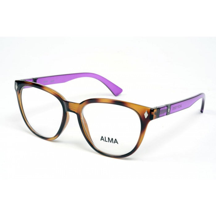 Alma Brown Violet