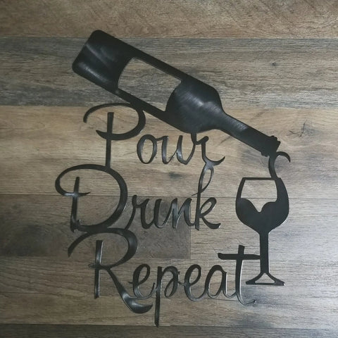 Pour Drink Repeat