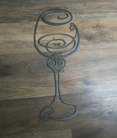 Wine Glass (Large)