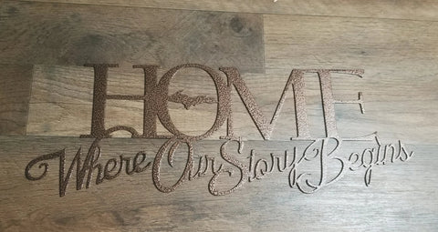 Home Where Our Story Begins (UP)