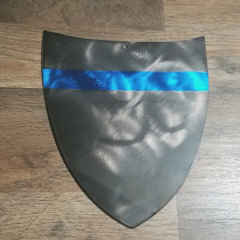 Thin blue line sheild