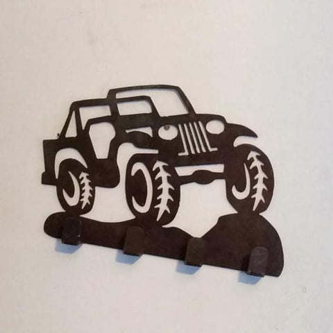 Jeep Key Holder