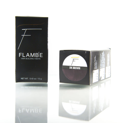 Flambe' Hair Builder (Brown)