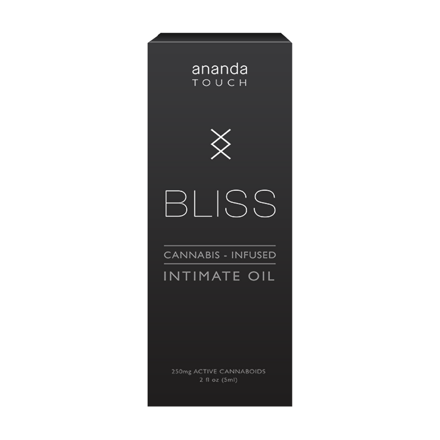 Ananda Touch BLISS - Cannabis Infused Intimate Oil