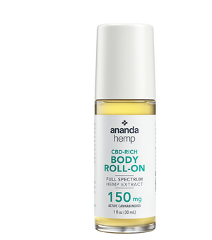 Ananda Hemp Full Spectrum Roll-On 150 MG