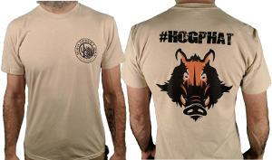 Hog Phat T-Shirt Large