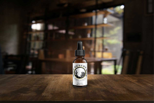 Sonora Beard Oil