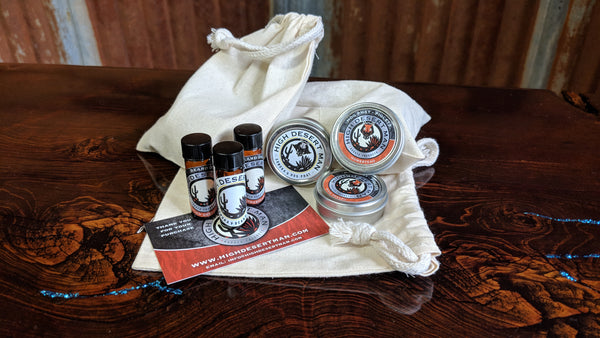 Beard Care Sampler