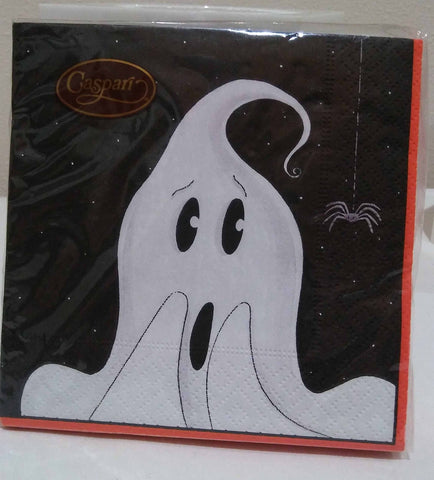 CASPARI THE GHOST BEVERAGE NAPKIN