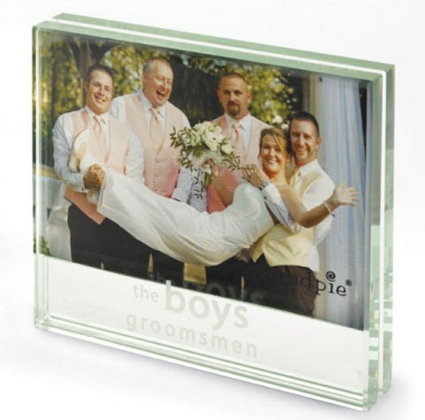 THE BOYS-GROOMSMEN FRAME