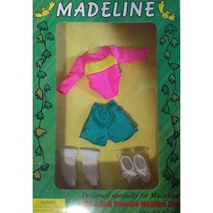 "MADELINE 8"" EXERCISE ACCESSORY SET"