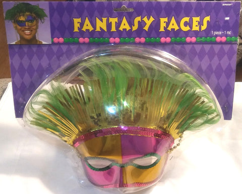 FANTASY FACES MASK