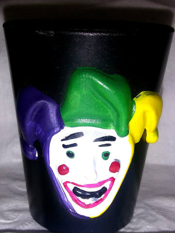 JESTER PLASTIC SHOT GLASS
