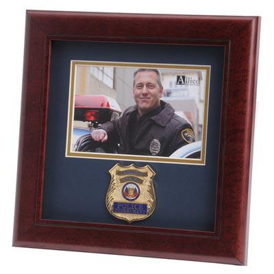 POLICE DEPARTMENT FRAME