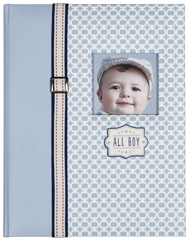 """ALL BOY"" MEMORY BOOK"