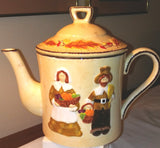 PILGRIMS COFFEE POT