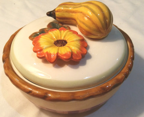 HARVEST COVERED DISH