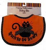 BORN TO BE SCARY BIB