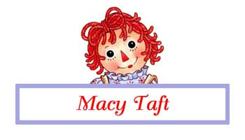 RAGGEDY ANN DOLL HEAD SHOT PERSONALIZED GIFT OR CALLING CARDS