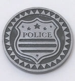 POLICE KEEPSAKE TOKEN