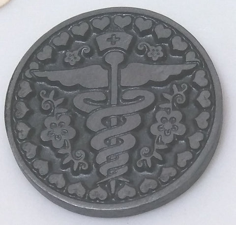 NURSE KEEPSAKE TOKEN