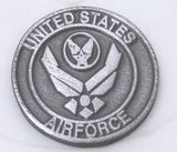 US AIRFORCE KEEPSAKE TOKENS