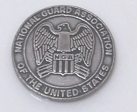 NATIONAL GUARD KEEPSAKE TOKENS
