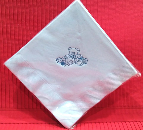BOY TOYS LUNCHEON NAPKINS