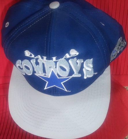 DALLAS COWBOY HAT - VINTAGE