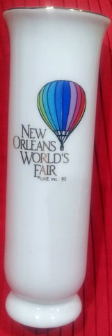 1984 WORLD'S FAIR VASE