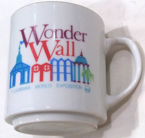 1984 WORLD'S FAIR MUG