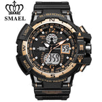 Men Fashion Watch Sports Military Style