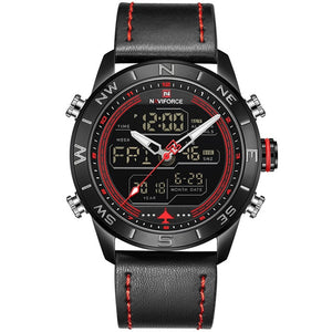 NAVIFORCE NF9144 Men Fashion Sport Watch