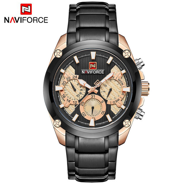 NAVIFORCE 9113 Luxury Sport Watch