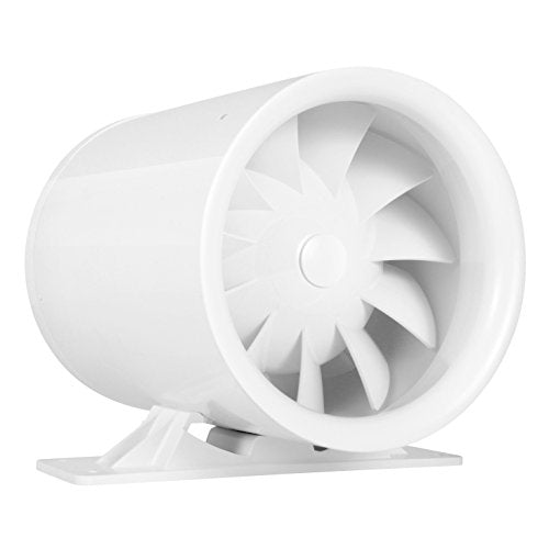 6 Inch Inline Duct Booster Fan