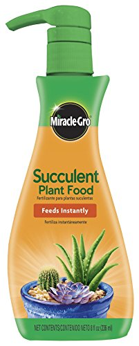 Miracle-Gro Liquid Succulent Plant Food, 8 Ounce - Farm Nevada - Gardeners Start Here