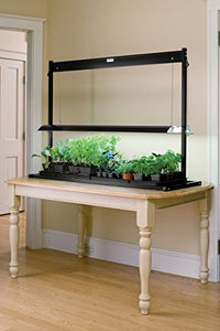 Indoor Grow Light 4-Foot T5 Tabletop SunLite; Grow Light System for Seedlings and House Plants - Farm Nevada - Gardeners Start Here