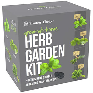Organic Herb Growing Kit - Farm Nevada - Gardeners Start Here